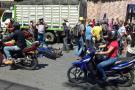 Hombre fue arrollado por una motocicleta en Bucaramanga