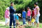 La comunidad impulsa la siembra de árboles