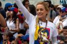 Lilian Tintori entró a cárcel donde se encuentra Leopoldo López