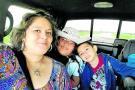 La historia de una santandereana que encontró a su familia por Facebook
