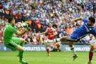 Estoy contento en el Arsenal pero quiero tener más continuidad: David Ospina
