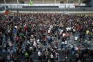 Por alarma de atentado terrorista evacuan festival de rock en Alemania