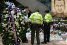 Revelan los retratos hablados de los sospechosos del atentado en Andino