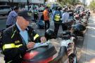 Tránsito ha sancionado a más de 24 mil conductores en Bucaramanga