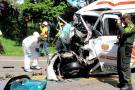 Falla mecánica en el tractocamión, sería la causa del choque que dejó 11 muertos en Santander