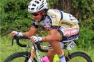 Santandereana Ana Cristina volvió a lucirse en el Giro Rosa