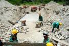 Proyecto del acueducto en Los Santos, suspendido por lluvias