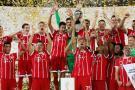 Sin James Rodríguez, Bayern Múnich se coronó campeón de la Supercopa