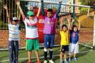 Ellos integran la 'liga extraordinaria' de Bucaramanga
