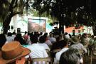 Barichara recibe la séptima versión del Festival de Cine Verde