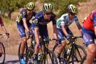 Esteban Chaves mantuvo el segundo lugar de la general en la Vuelta a España