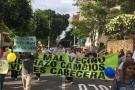 Habitantes de Cabecera exigen solución al caos vial de la zona