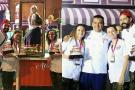 Pasteleros de Santander recibieron galardón de manos del Cake Boss, Buddy Valastro