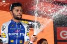 Fernando Gaviria ganó la cuarta etapa de la Vuelta a Gran Bretaña