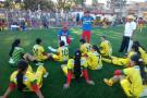 La selección Santander femenina de fútbol clasificó a la semifinal