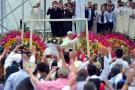 El Papa Francisco presidió la eucaristía en Medellín ante cerca de un millón de personas