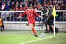 Con James como titular, Bayern Múnich venció al Anderlecht en 'Champions'