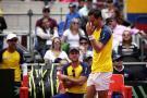 Colombia perdió ante Croacia la serie por Copa Davis