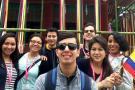 Bumangués narró su semana en Japón