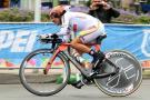 Santandereana Sanabria terminó 27 en el Mundial de Ciclismo