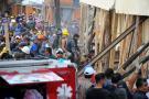 Asciende a 248 la cifra de muertos tras terremoto de México