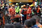 Aumenta a 308 cifra de muertos por los terremotos en México