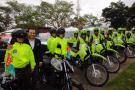 Gobernador reforzó la seguridad en Santander