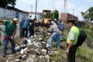 Instalarán 1.500 contenedores de basura en focos de polución