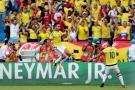 Así es como Colombia clasificaría al Mundial de Rusia este jueves