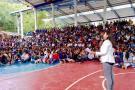 Estudiantes de Universidad de Pamplona, en paro por 'baja calidad educativa'