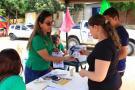 El barrio Villa Carolina recibió atención médica
