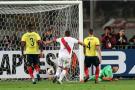 'Anotación de Perú ante Colombia fue autogol de Ospina': Fifa
