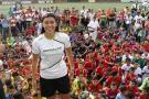 Tres santandereanas en la selección Colombia femenina