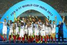 Inglaterra se coronó campeón del Mundial Sub 17