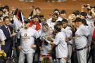 Astros de Houston se coronó campeón de la Serie Mundial de Béisbol
