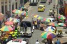 Polémica por permiso para que ambulantes trabajen en Bucaramanga