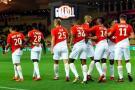 Sin Falcao, el Mónaco goleó al Guingamp y es escolta del PSG