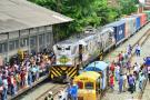 Colombia solo usa el 9% de sus vías férreas