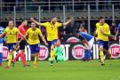 Italia empató contra Suecia y no estará en el Mundial 2018