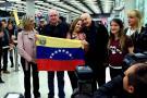 Ledezma ya está en Madrid y se reunió con Mariano Rajoy