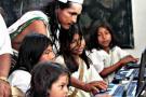 La tecnología se pone al  servicio de los indígenas