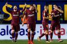 De la mano de Messi y Suárez, Barcelona venció al Villarreal de Bacca