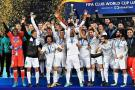 El Real Madrid conquista su tercer Mundial de Clubes