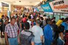 40% se elevó flujo de pasajeros en la Terminal de Bucaramanga