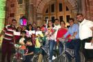 Parroquia de Guadalupe realizó festival navideño