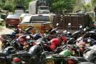 685 vehículos permanecen  en parqueadero de Tránsito