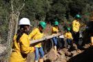13 kilómetros de la quebrada La Baja serán recuperados
