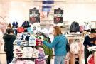 Comercio minorista bajó,  a pesar del 'Viernes negro'