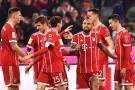 Sin James Rodríguez, Bayern Múnich remontó un 2-0 en casa del Hoffenheim