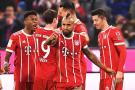 Bayern remontó y sigue imparable